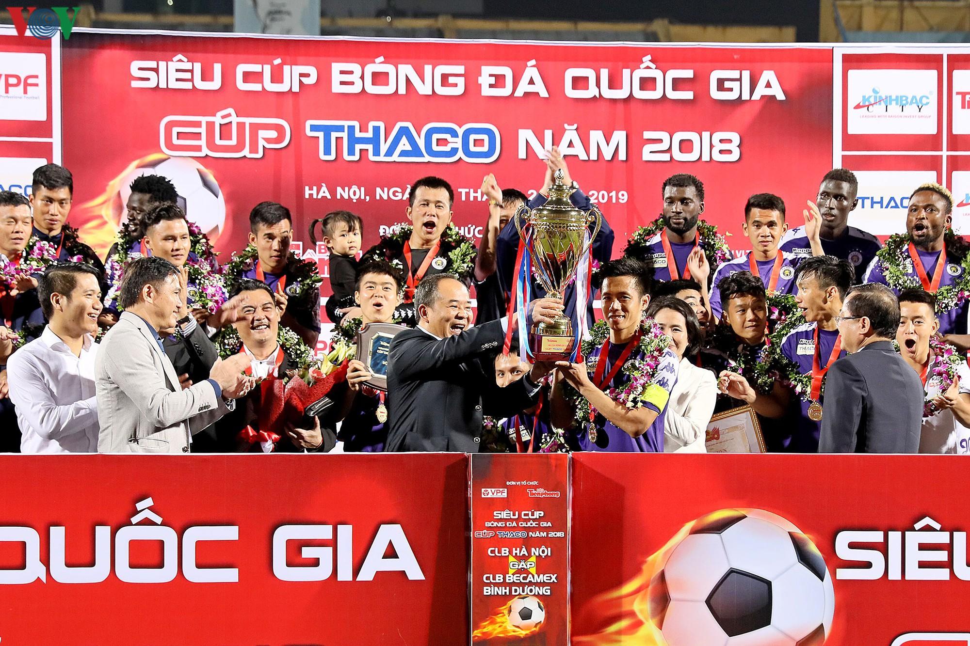Hà Nội FC giành Siêu cúp Quốc gia: 'Chiến thư' gửi Shandong Luneng