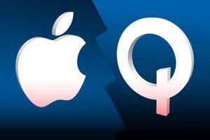 Để tiếp tục bán iPhone, Apple phải nhượng bộ Qualcomm