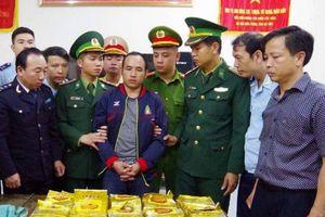 Hà Tĩnh: 'Cất vó' nhiều vụ buôn bán ma túy