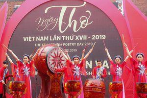 Ngày thơ Việt Nam lần thứ XVII - ngày hội tôn vinh thơ ca