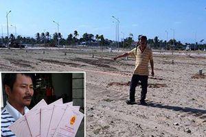 Ninh Thuận: Yêu cầu giải trình vụ ủi vườn dừa