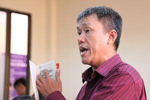 Họa sĩ Lê Linh: 'Chủ đầu tư có tự trọng sẽ không tự nhận là tác giả'