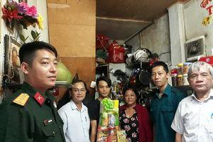 2.180 thanh niên TP Hồ Chí Minh viết đơn tình nguyện nhập ngũ