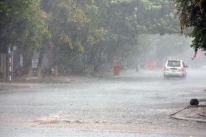 Thời tiết ngày 18.2: Đầu tuần Bắc Bộ và Trung Bộ tiếp tục mưa dông, đề phòng lốc, mưa đá