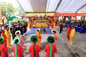 Hải Phòng: Lễ hội Minh Thề đề cao tinh thần chí công vô tư