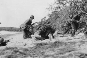Trận chiến Saipan đẫm máu giữa quân Mỹ và phát xít Nhật