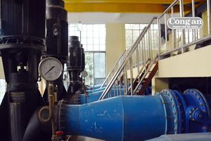 Nước sinh hoạt tại Đà Nẵng cặn bẩn: Có thể do chất lượng một số tuyến ống
