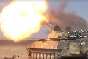 Quân đội Syria bị đánh úp, tổn thất nặng tại Hama