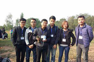 Giúp sinh viên tự chế tạo vệ tinh