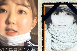 Con gái sao nữ xấu số Choi Jin-sil mắc bệnh nan y
