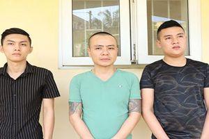 Thiếu nợ, nam thanh niên bị nhóm đối tượng giam giữ đánh đập