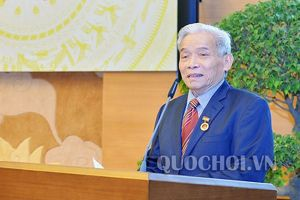 Lễ tang cấp Nhà nước nguyên Phó Chủ tịch QH Nguyễn Phúc Thanh