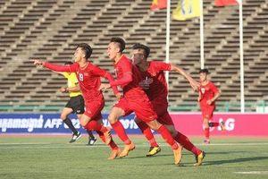 Tiểu Văn Toàn lập đại công, U22 Việt Nam thắng vất vả U22 Philippines