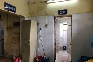 Bệnh nhân nín thở đi vệ sinh, Bộ Y tế yêu cầu kiểm tra