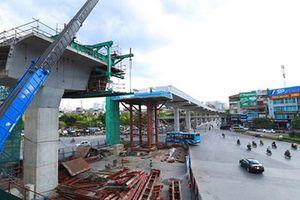 Metro Nhổn - ga Hà Nội sẽ dùng robot đào hầm xuyên Kim Mã
