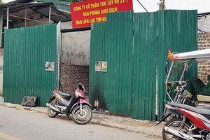 Dân 'mất nhà' khi về quê ăn Tết: Chủ tịch Hà Nội yêu cầu làm rõ