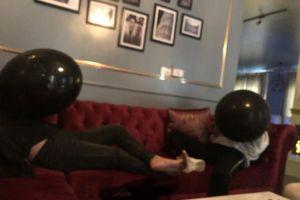 Insanity núp bóng quán Cafe kinh doanh... 'bóng cười' cho khách