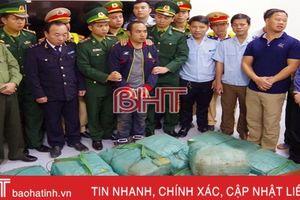 Phá vụ vận chuyển gần 3 tạ ma túy đá xuyên quốc gia qua Hà Tĩnh