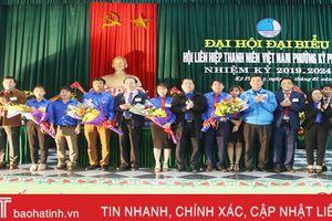 20 xã, phường ở Hà Tĩnh hoàn thành Đại hội Hội Liên hiệp thanh niên