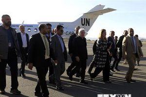Đặc phái viên LHQ tới Yemen thảo luận về lệnh ngừng bắn tại Hodeida