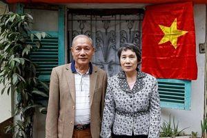 Tình yêu vượt thời gian của đôi vợ chồng Việt Nam-Triều Tiên