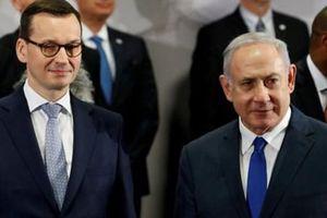 Ba Lan có thể không tham dự hội nghị Nhóm Visegrad tại Israel