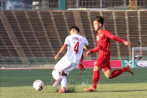 Giải U22 Đông Nam Á 2019: Tiền vệ Phan Thanh Hậu quả quyết Timor Leste là 'đối thủ quen thuộc'