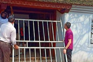 An ninh siết chặt trước giờ khai ấn đền Trần 2019