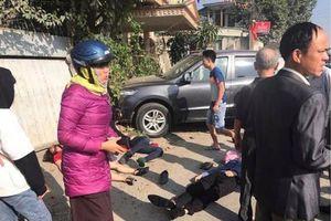 Thanh Hóa: Khởi tố, bắt tạm giam tài xế xe khách tông xe con khiến 3 người tử vong