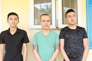Hà Tĩnh: Triệt phá nhóm đối tượng cho vay nặng lãi bắt giữ, hành hung con nợ