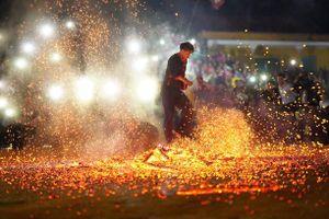 Độc đáo Lễ hội Nhảy lửa của dân tộc Pà Thẻn