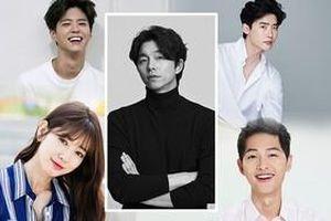 Những dự án mới nhất của 7 ngôi sao Hàn Quốc đang được ưa thích hiện nay