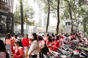 Buổi offline của Quang Trung đặc biệt cỡ nào để khiến MisThy phải đích thân tự tay… xin vé