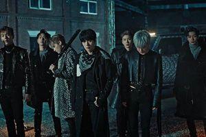 Ngày đầu tuần, Monsta X khiến fan bùng nổ với MV rực lửa