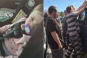 Thấy em bé mắc kẹt trong xe ô tô, 5 tù nhân hợp sức làm điều khiến ai cũng khen ngợi