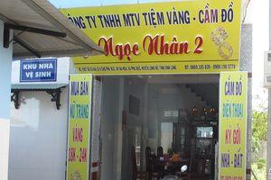 Vĩnh Long: Truy tìm kẻ lạ thuê nhà mở tiệm vàng lừa đảo tài sản của nhiều tiểu thương