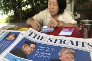 Thượng đỉnh Mỹ-Triều: Singapore chi bao nhiêu cho an ninh?