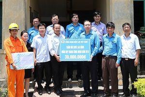 Công đoàn Điện lực Việt Nam: Hướng tới đoàn viên và người lao động