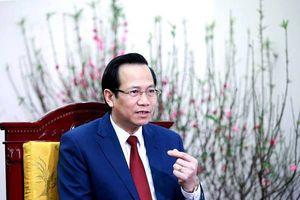 Bộ trưởng Đào Ngọc Dung: Năm 2019, tập trung cao độ cho Giáo dục nghề nghiệp