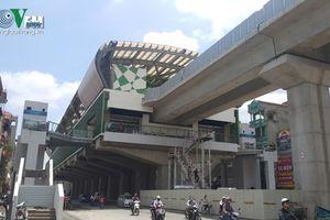 Băn khoăn độ an toàn đường sắt Cát Linh-Hà Đông
