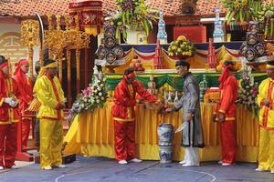 Hải Phòng: Độc đáo Lễ hội Minh Thề