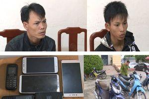 Thái Bình: Cướp giật tài sản để thỏa mãn cơn nghiện