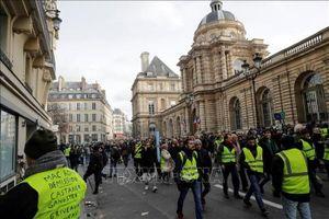 Biểu tình 'Áo vàng' tại Pháp bước sang tuần thứ 14 liên tiếp