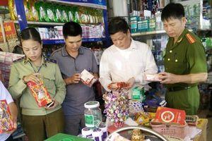 Hà Nội: Siết kiểm tra an toàn thực phẩm