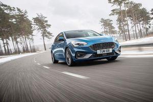 Ford Focus ST 2019 - 'quái vật' 5 cửa lộ diện