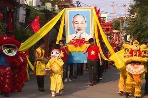 Độc đáo Lễ hội Cầu ngư Cảnh Dương