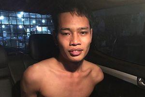 Đã bắt được kẻ cướp giật túi xách người dân lọt vào ống kính ngày 29 tết