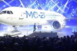 Đòn hiểm của Mỹ khiến máy bay MS-21 Nga lỡ hẹn