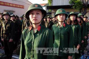 Các đơn vị, địa phương sẵn sàng cho ngày hội giao, nhận quân