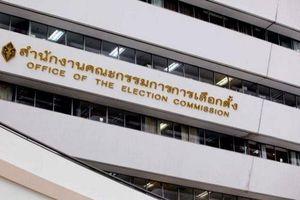 Ủy ban bầu cử Thái-lan bãi bỏ tư cách nhiều ứng cử viên